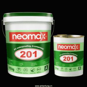 Sơn chống thấm Polyurethane 2 thành phần Neomax 201