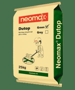 Neomax Dutop Green | Chất tăng cứng sàn màu xanh