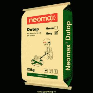 Bột tăng cứng sàn Neomax Dutop Grey