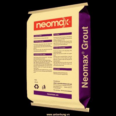 Neomax Grout C60   Vữa rót không co ngót 60 MPA