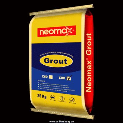 Sản phẩm Vữa rót Neomax Grout C80