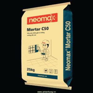 Vữa sửa chữa bê tông Neomax Mortar C50