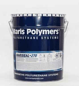 Sơn chống thấm polyurethane Mariseal 270 - Thùng 25kg