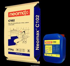 NEOMAX LATEX HC   PHỤ GIA CHỐNG THẤM 2