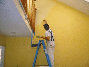 Thi công sơn chống thấm Polytex