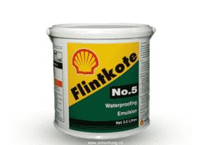 Sơn chống thấm đàn hồi Shell Flintkote No 5 đàn hồi Shell Flintkote No 5