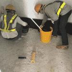 Thi công sơn chống thấm Sika Membrane