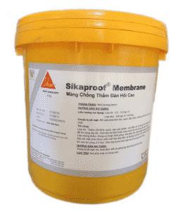 Sikaproof Membrane sơn chống thấm nhũ tương