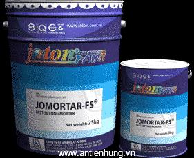 Vữa đông cứng nhanh Joton Jomotar FS