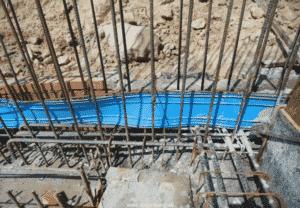 Mạch ngừng trong quá trình thi công bê tông khối lớn
