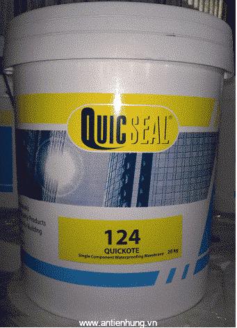 quicseal 124