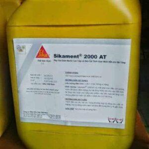 Phụ gia giảm nước Sikament 2000 AT (N)