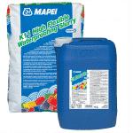 Sản phẩm sơn chống thấm Xi măng Polymer Mapei K11