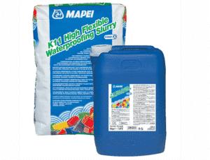 Sơn chống thấSơn chống thấm Mapei K11 3m Mapei K11 1