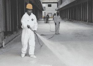 Thi công chống thấm sàn nhà với sơn Neomax C102