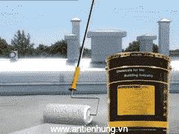 Kỹ thuật thi công sơn chống thấm Pu Hyperdesmo Classic Grey