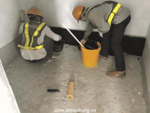 vinkems liquid membrane | sơn chống thấm bitum 2