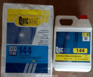 Sơn chống thấm xi măng polyme QuicSeal 144 1
