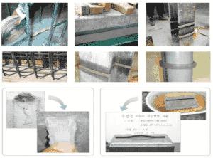 Thi công sản phẩm thanh trương nở Hyper Seal BR 2510 NC
