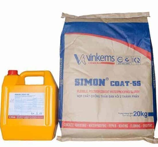 Vinkems Simon Coat 5S