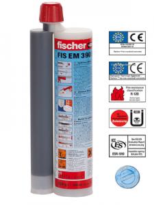 Keo cấy thép Fischer Fis EM 390S