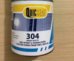 Keo cấy thép Quicseal 304 1
