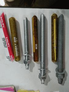 Thanh ren M10x130 mác 8.8 mẫu Ramset