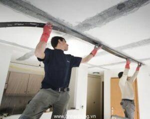 Sửa chữa kết cấu