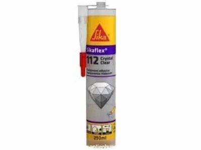 Keo đa năng không màu Sikaflex 112 Crystal Clear