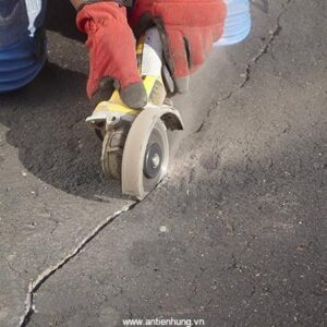 sửa đường bê tông
