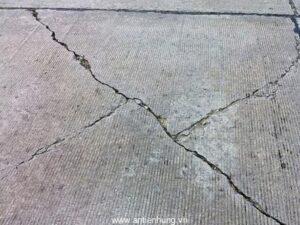 chống nứt cho bê tông