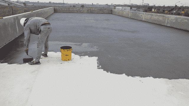 Sử dụng Bestseal AC400 trong quá trình chống thấm sàn nhà, sân thượng đạt kết quả tốt