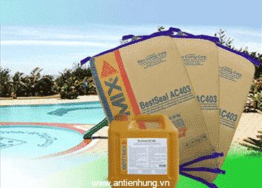 BestSeal AC403 là hợp chất chống và trám bít thấm hai thành phần
