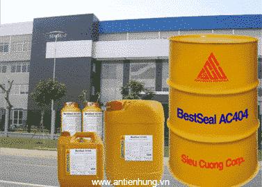 Bestseal AC404 là hợp chất chống thấm, gốc acrylic biến tính dạng nhũ tương, một thành phần