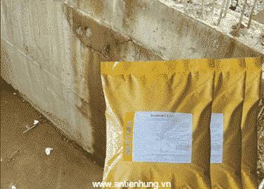 Bestseal CE201 là hợp chất chống thấm và trám bít gốc xi măng
