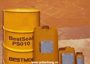 Bestseal PS010 là hợp chất chống thấm trong suốt, gốc Poly-Alkyl kỵ nước