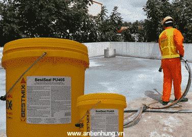 Bestseal PU405 là chất chống thấm đàn hồi
