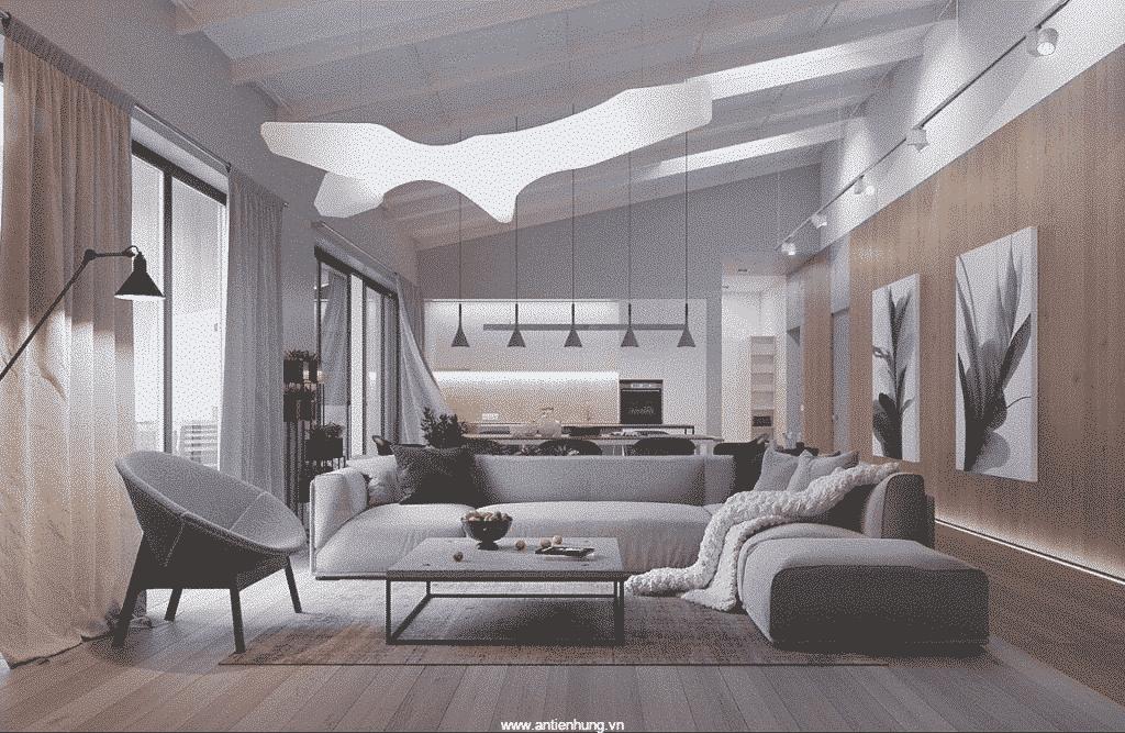 Sơn màu pha sẵn trong nhà K180 - Gold - sự hoàn mỹ cho không gian ngôi nhà bạn