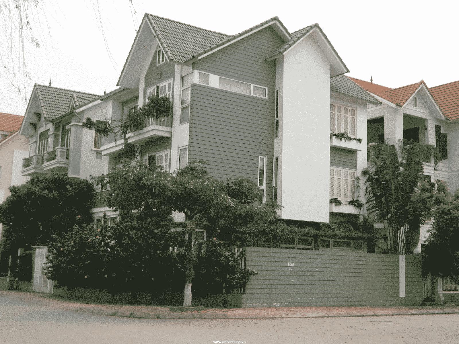 Ngôi nhà sẽ đẹp từ bên ngoài nhờ sản phẩm sơn Kova