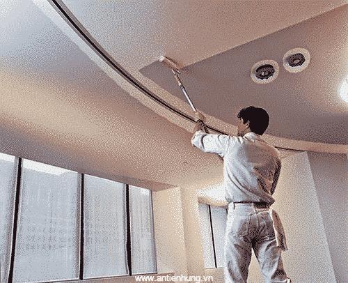 Ngôi nhà sẽ đẹp và bền hơn khi sử dụng bột bả trong nhà MB-T