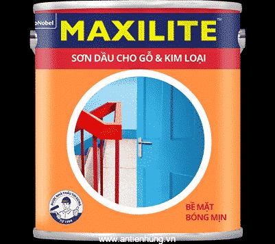 Maxilite sơn dầu cho gỗ