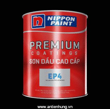 Sơn Nippon EP4 dòng sơn an toàn có màu sắc đa dạng