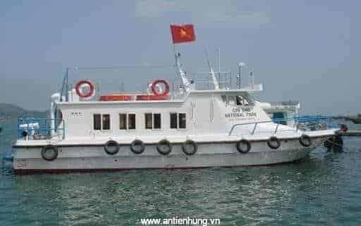 Sơn Nippon Nioz có khả năng chống ăn mòn thích hợp cho sơn tàu