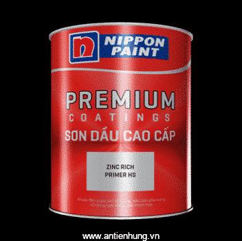 Sơn Nippon Zinc Rich Primer HS lớp lót chủ đạo cho mọi sản phẩm