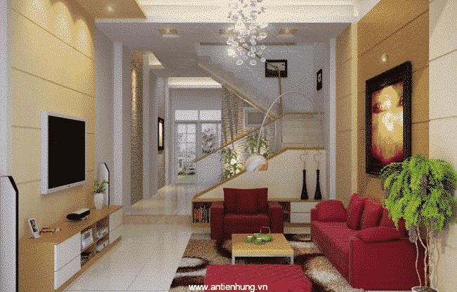 Mang lại vẻ đẹp tự nhiên và bền lâu khi sử dụng sơn nội thất SG168