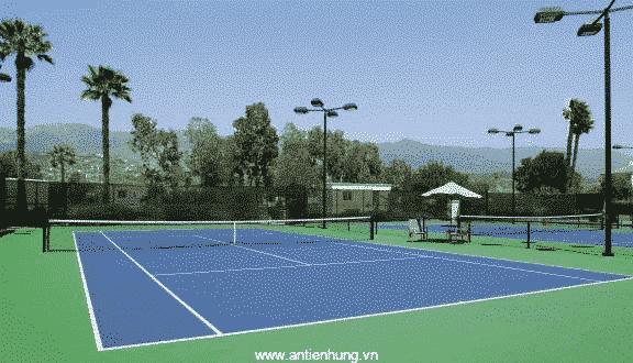 SK6 matit cao cấp chịu ẩm ướt - sản phẩm được ưa chuộng hàng đầu cho sân tennis