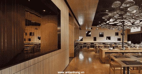 Sơn nhũ sàn (gồm sơn lót + sơn nhũ): SNS dễ dàng thi công trong nhiều công trình