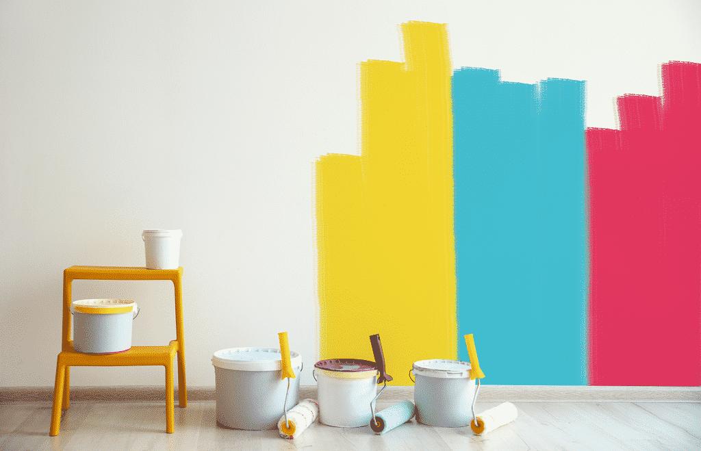 Sơn nhũ tường (gồm: sơn lót và sơn nhũ) SNT có nhiều đặc điểm nổi trội
