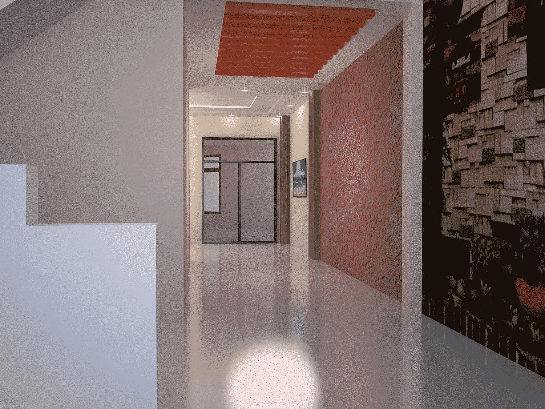 Tạo họa tiết cho bức tường trông hấp dẫn ánh nhìn với sơn TEXTRURE