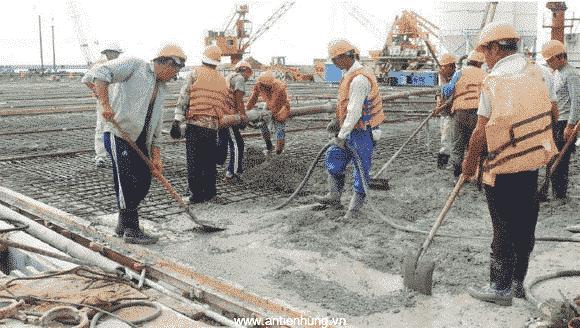Sử dụng BestAIr LS250 cho nhiều công trình xây dựng
